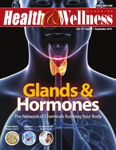 Health&Wellness Magazine September 2015
