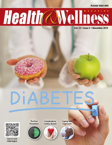 Health&Wellness Magazine November 2015