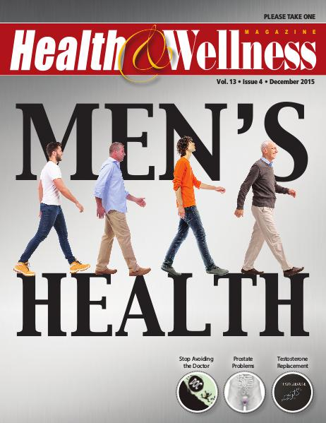 Health&Wellness Magazine December 2015