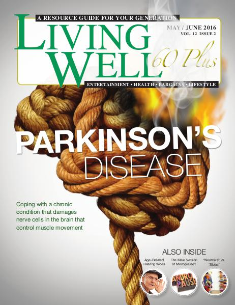Living Well 60+ May – June 2016