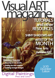 Visual ART Magazine December 2013
