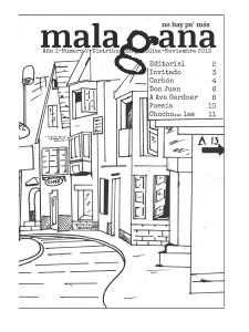 MalaGana - Edición impresa Edición #0