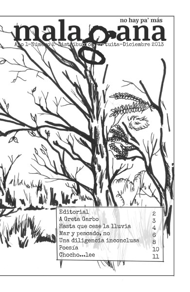 MalaGana - Edición impresa Edición #2