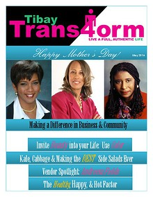 Tibay Trans4orm May 2014 Magazine Issue