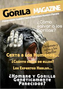 Gorilandia Magazine