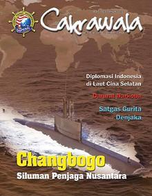 Majalah Cakrawala Edisi 425 Tahun 2015