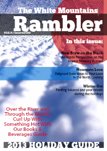 The White Mountain Rambler December 2013