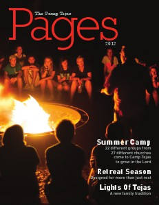 The Tejas Pages 2012