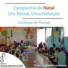 Catálogo de Postais de Natal 2013 GAS Porto