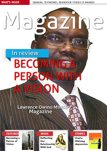 LAWRENCE OWINO MINISTRY