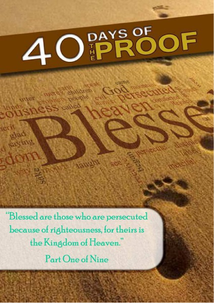 9a - Blessed are those who are persecuted _1_