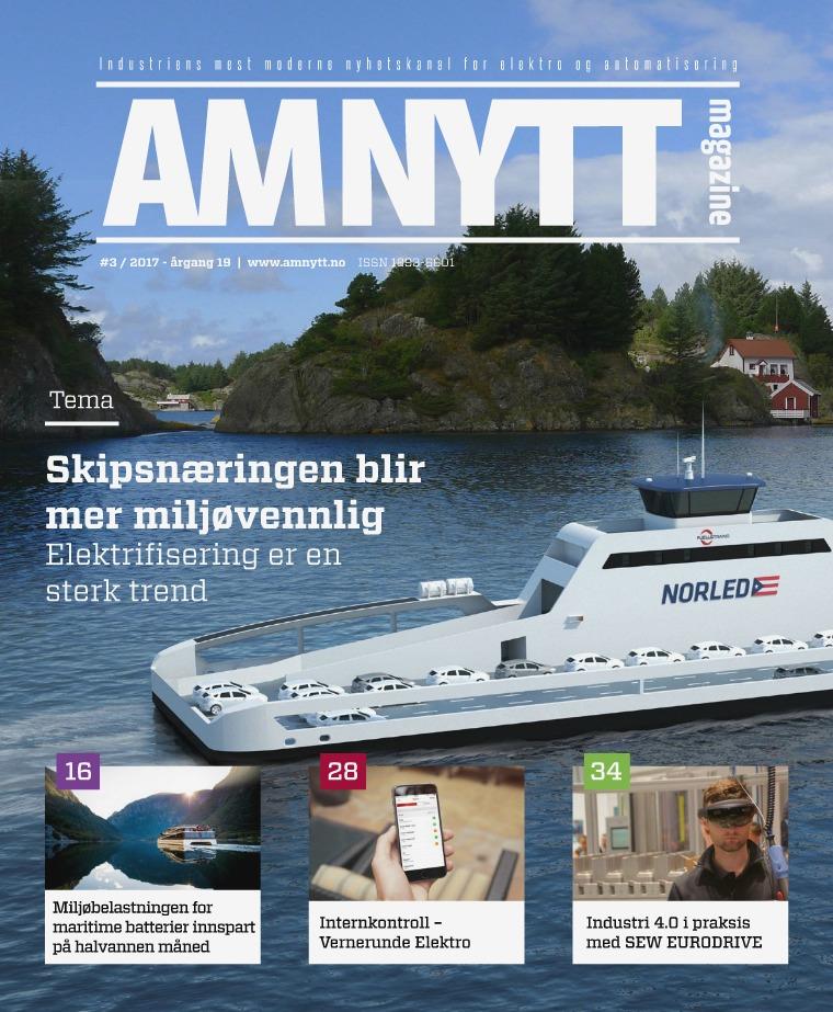 AMNYTT Nr. 3 2017