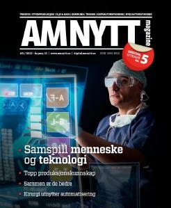 AMNYTT Nr 5 - 2013