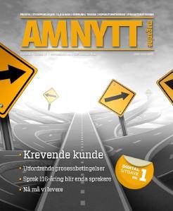 AMNYTT Nr 1 - 2013