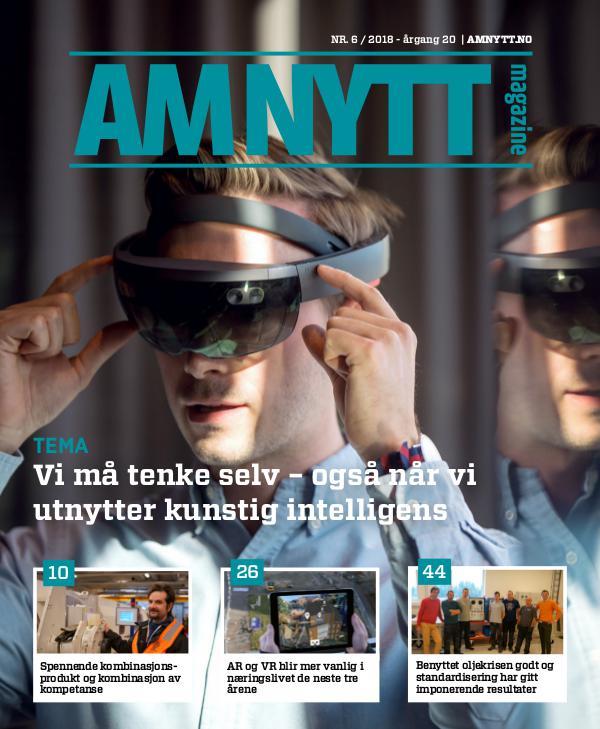 AMNYTT Nr. 6 2018
