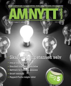 AMNYTT Nr 5 - 2012