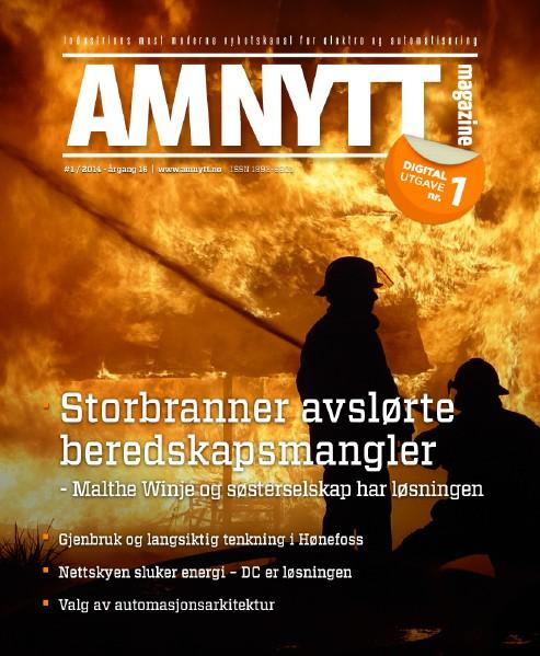 AMNYTT Nr 1 - 2014