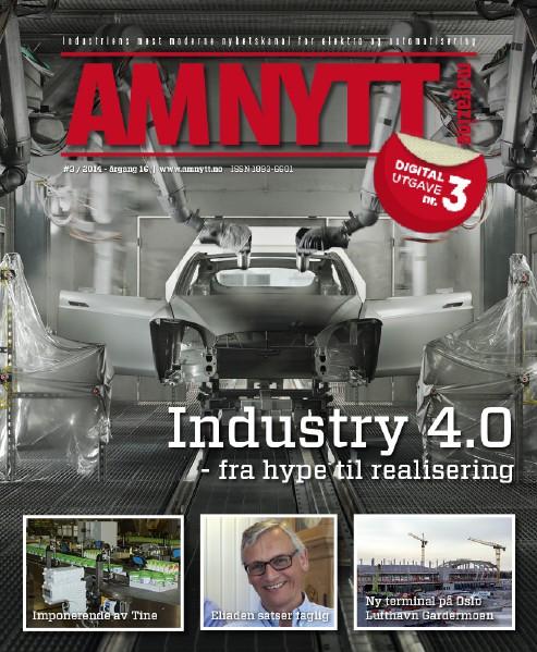 AMNYTT Nr 3 - 2014