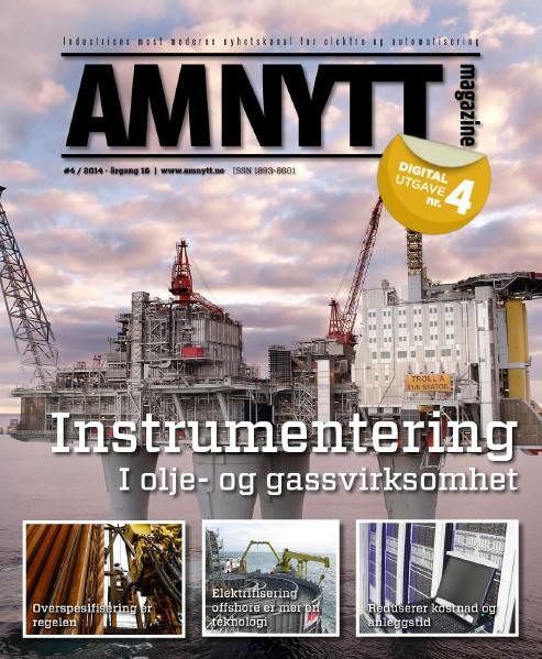 AMNYTT Nr 4 - 2014