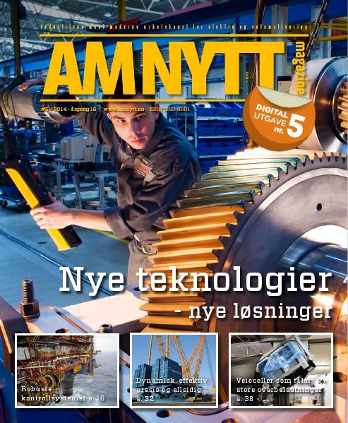 AMNYTT Nr. 5 – 2014