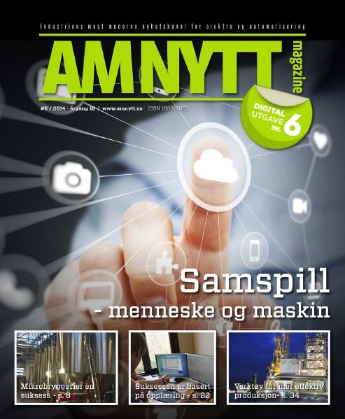 AMNYTT Nr. 6 – 2014