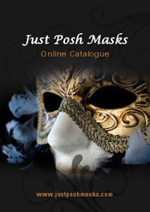 Just Posh Masks Catalogue 2014