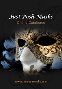 Just Posh Masks Catalogue