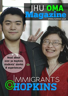 Immigrants at Hopkins
