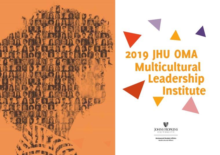 2019 Multicultural Leadership Institute Guidebook Vol. 1