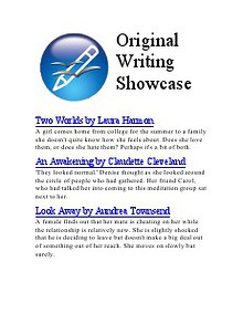 Original Writing Showcase