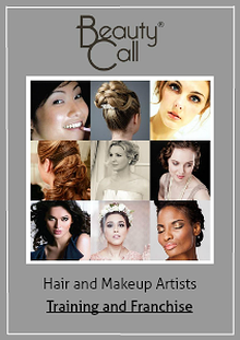 Beauty Call - Hair and Makeup Franchise Opportunity