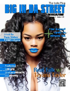 BIG IN DA STREET MAGAZINE Volume 2 Issue 5 October 2013