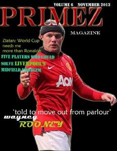 PRIMEZ volume 6 Nov 2013