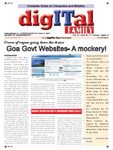 Digital Family Issue 89 November 2013 November 2013