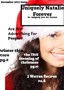 Uniquely Natalie Forever December 2013