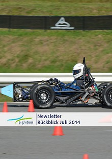 e-gnition Newsletter Saison 2014