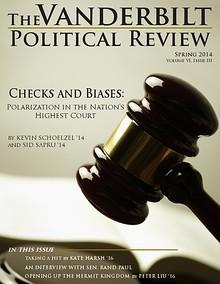Vanderbilt Political Review