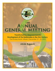 ANNUAL GENERAL MEETING 2012 VOL10