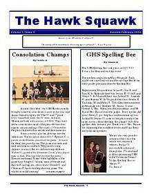 The Hawk Squawk