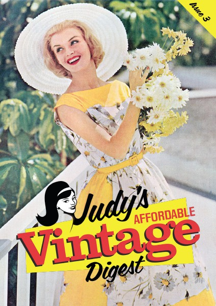 Judy's Affordable Vintage Digest Judy's Affordable Vintage Digest Issue 3