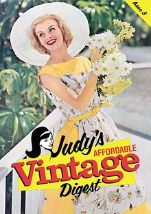 Judy's Affordable Vintage Digest