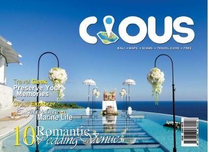 CIOUS Bali 10 Romantic Wedding Venues in Bali , Vol.10 2013