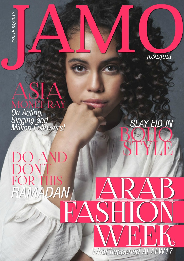 JAMO magazine JUNE/JULY 2017/34 Issue
