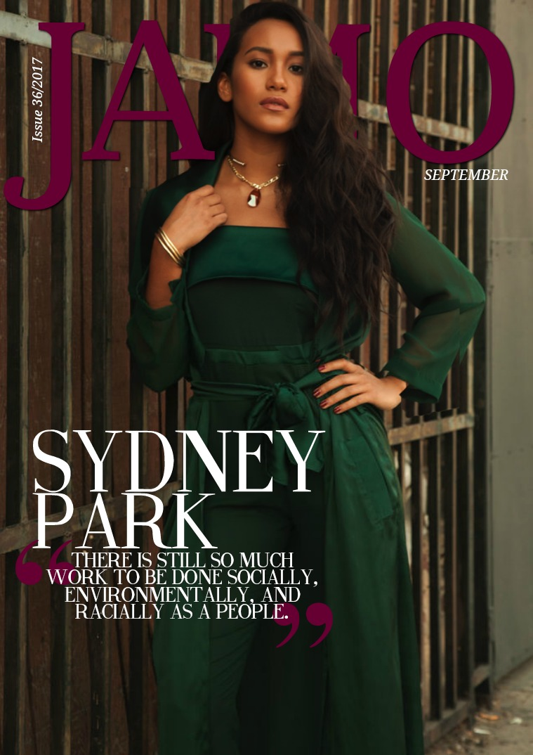 JAMO magazine September 2017/36 Issue