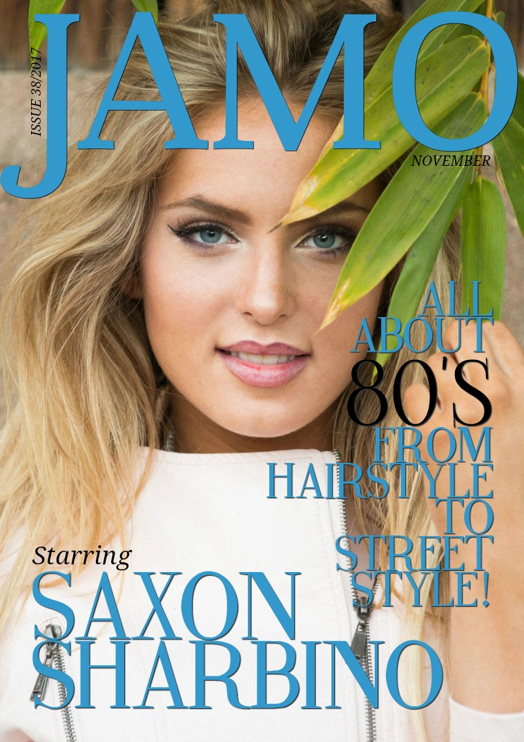 JAMO magazine November 2017/38 Issue