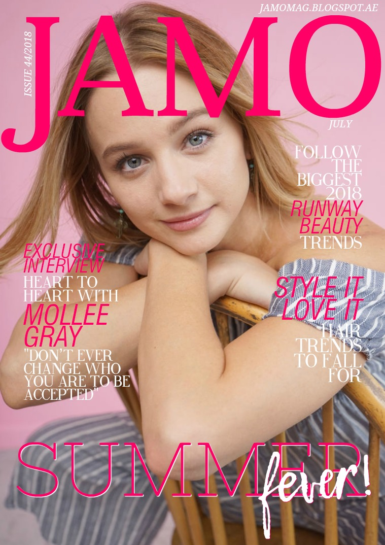 JAMO magazine July 2018/ 44 Issue
