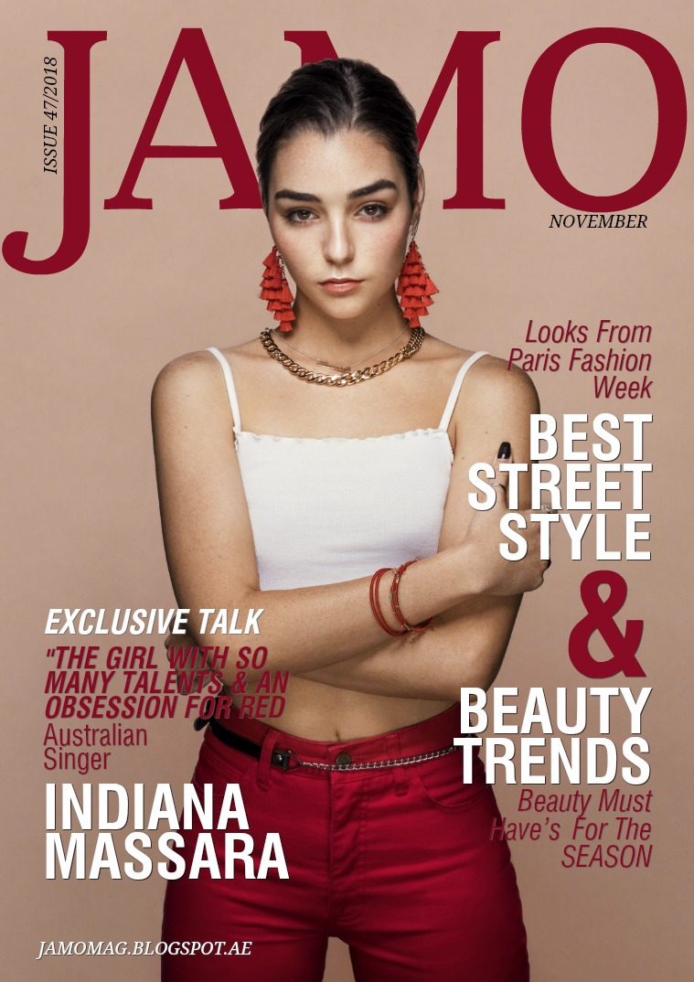 JAMO magazine November 2018/ 47 Issue