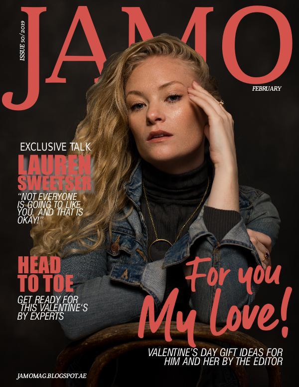 JAMO magazine February 2019 / 50th Issue