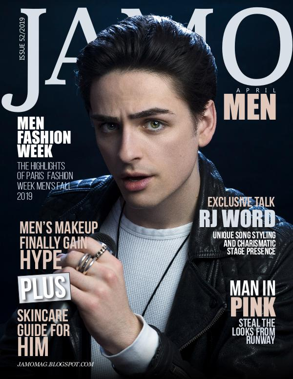 Jamo april issue 2019