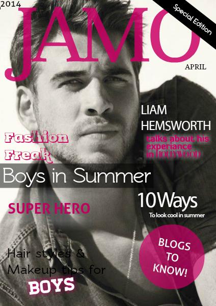 JAMO magazine April 2014